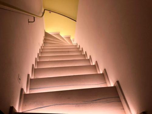 Illuminazione-scalini